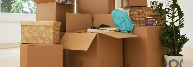 How to Make Use of Those Leftover Cardboard Boxes