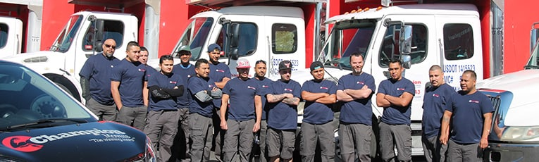 Moving Team Las Vegas - Champion Movers