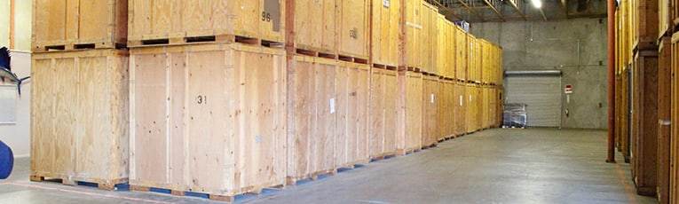 Storage Facility Las Vegas - Champion Movers