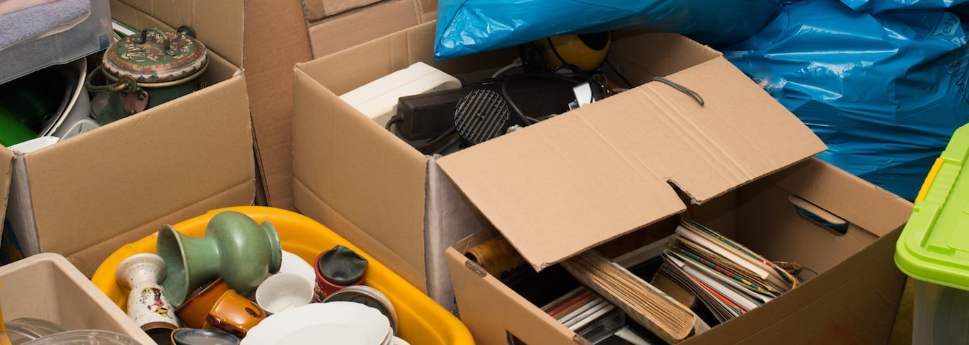 Things to Throw Out Before Moving
