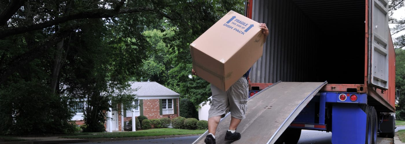 5 Tips for a Moving Container Move