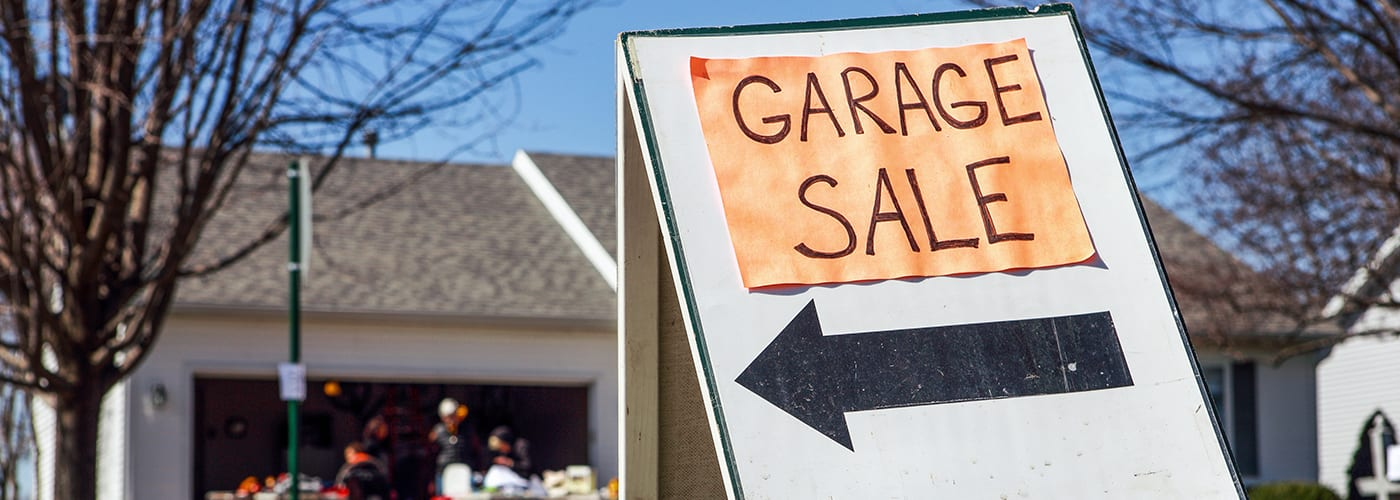 Tips On Having A Garage Sale