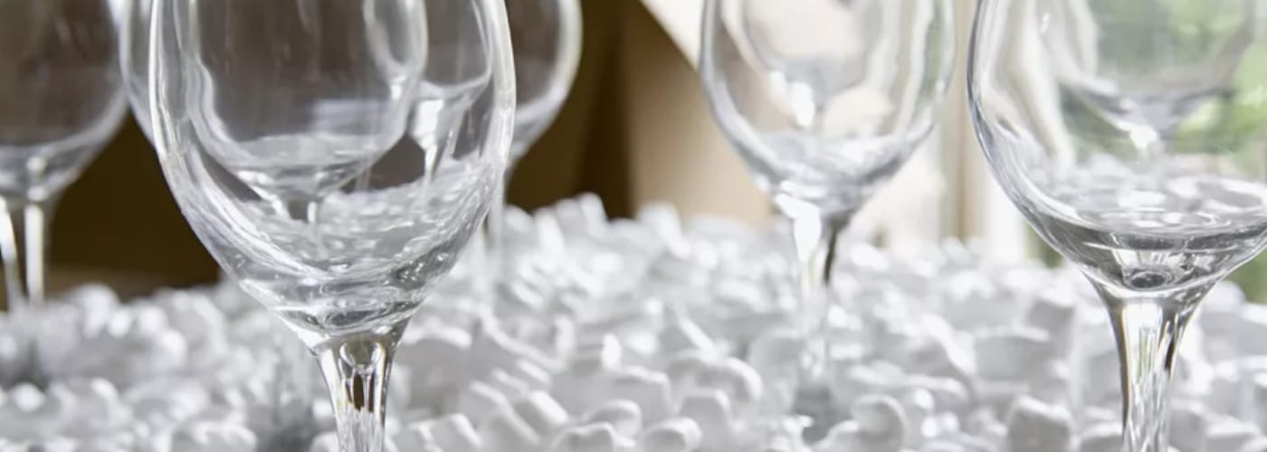 Tips to Pack Glassware Fragile Items
