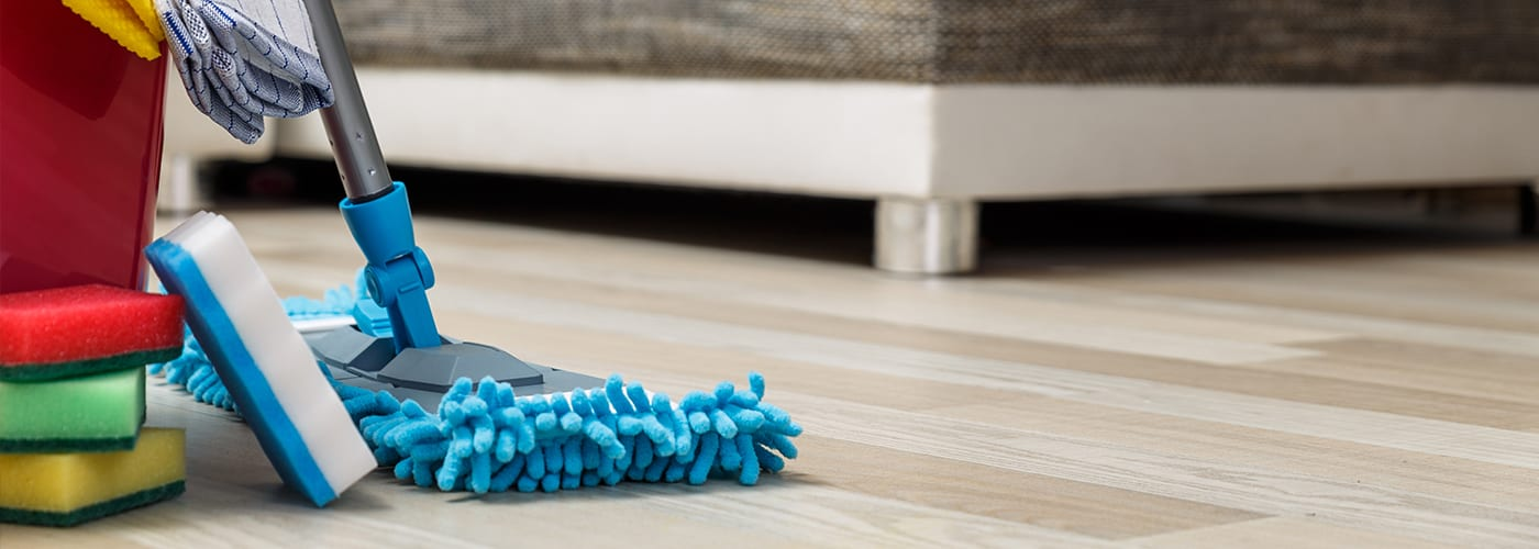 Keep Your Home Clean After Moving