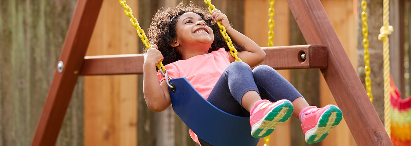 Should You Move Your Children's Play Set