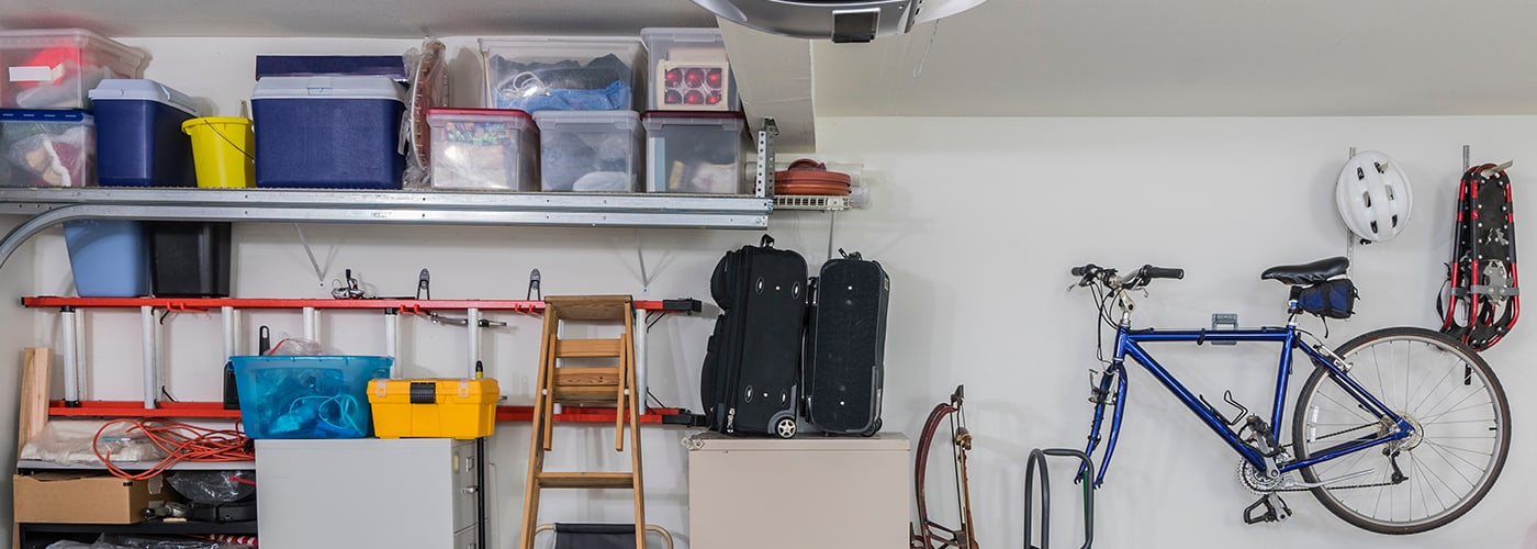 Read This Before Organizing Your Garage